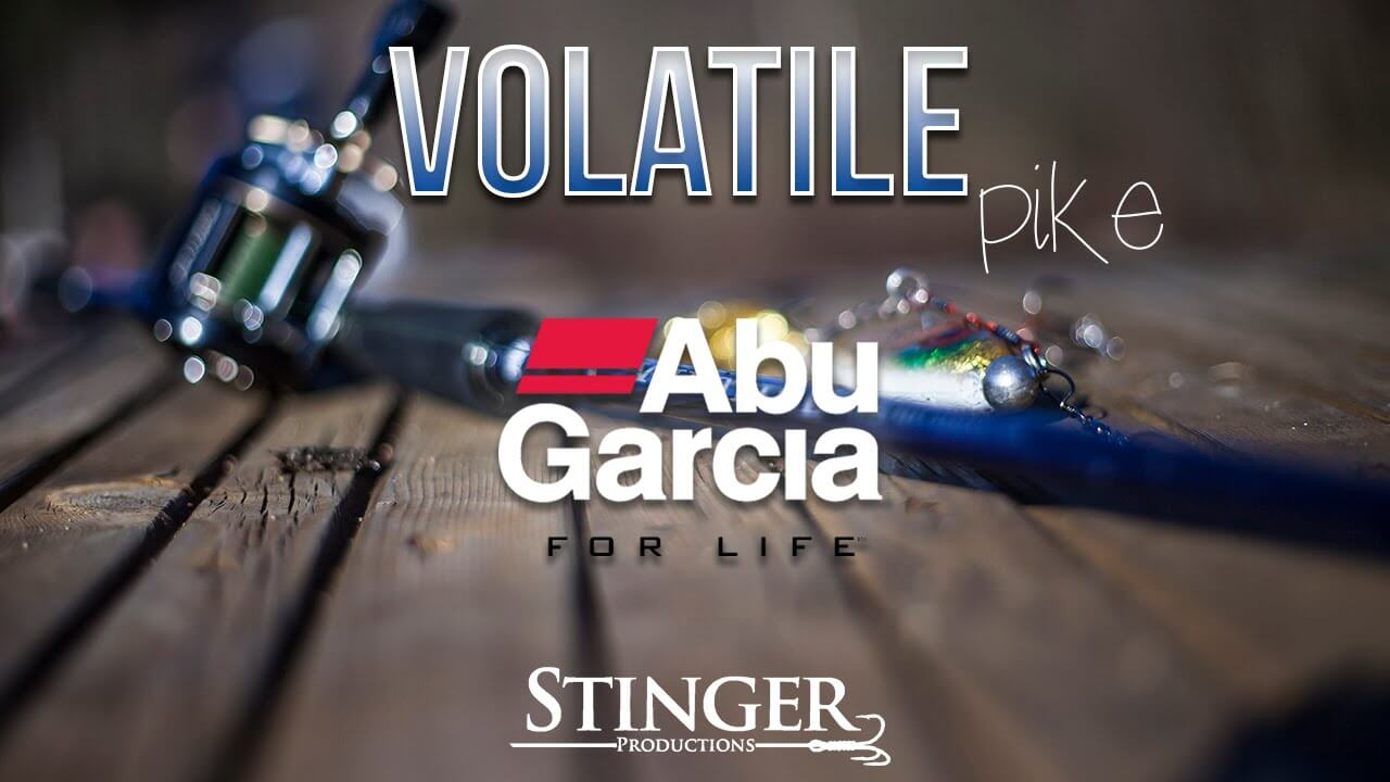 Abu Garcia Volatile Pike Casting