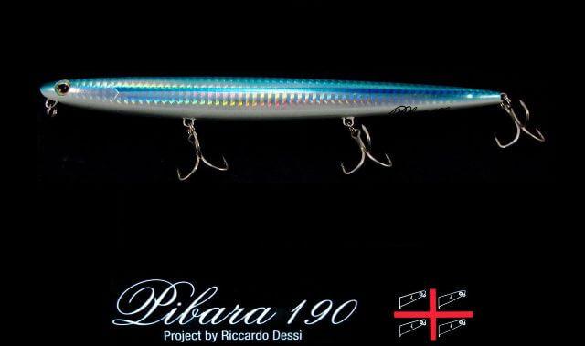 Blu Spin Pibara 190