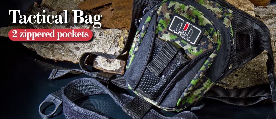 Molix Tactical Bag Marsupio Borsa