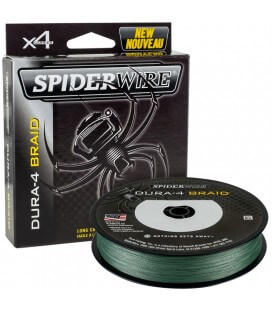 Spiderwire Dura 4 Braid - Moss Green