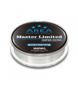 Varivas Super Trout Area Master Limited Super Ester - Natural