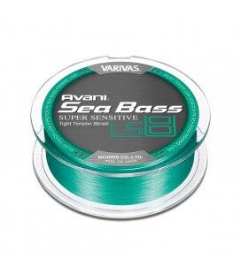 Varivas Avani Seabass PE Super Sensitive LS8