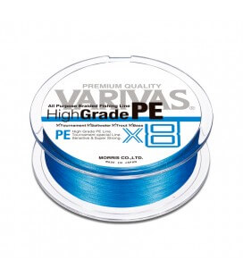 Varivas High Grade PE X8