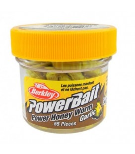 Berkley Powerbait Power Honey Worms Garlic