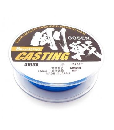 Gosen W8 Casting PE Braid