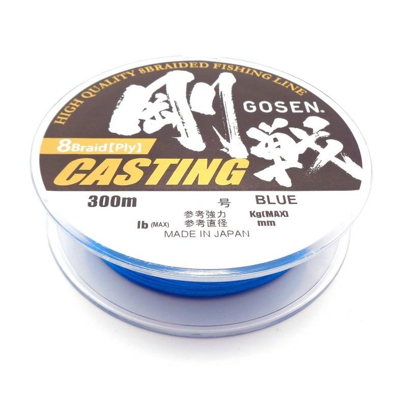 Gosen W8 Casting PE