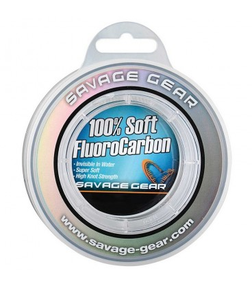 Savage Gear Soft Fluorocarbon 100%