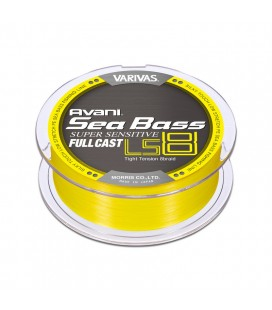 Varivas Avani Seabass PE Super Sensitive LS8 Full Cast