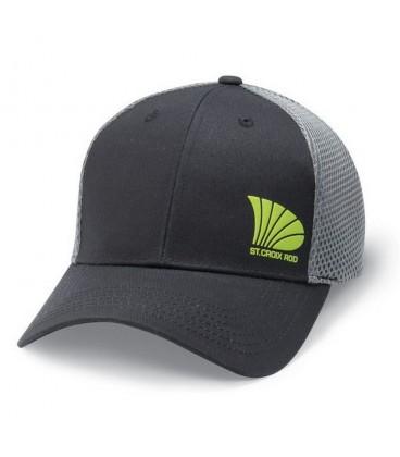 St.Croix Cappello Offset Logo Trucker Cap