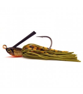 Lunkerhunt Natural Skirted Swim Jig