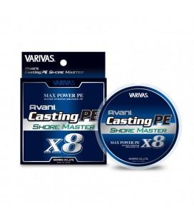 Varivas Avani Casting PE Max Power X8 Shore Master