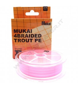 Mukai 4Braided Trout PE