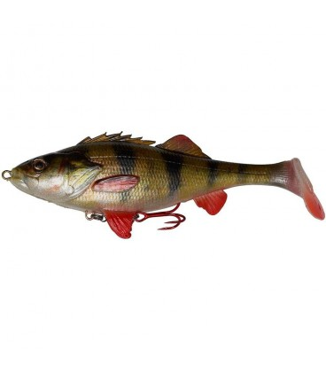 Savage Gear 4D Perch Shad - 01 Perch