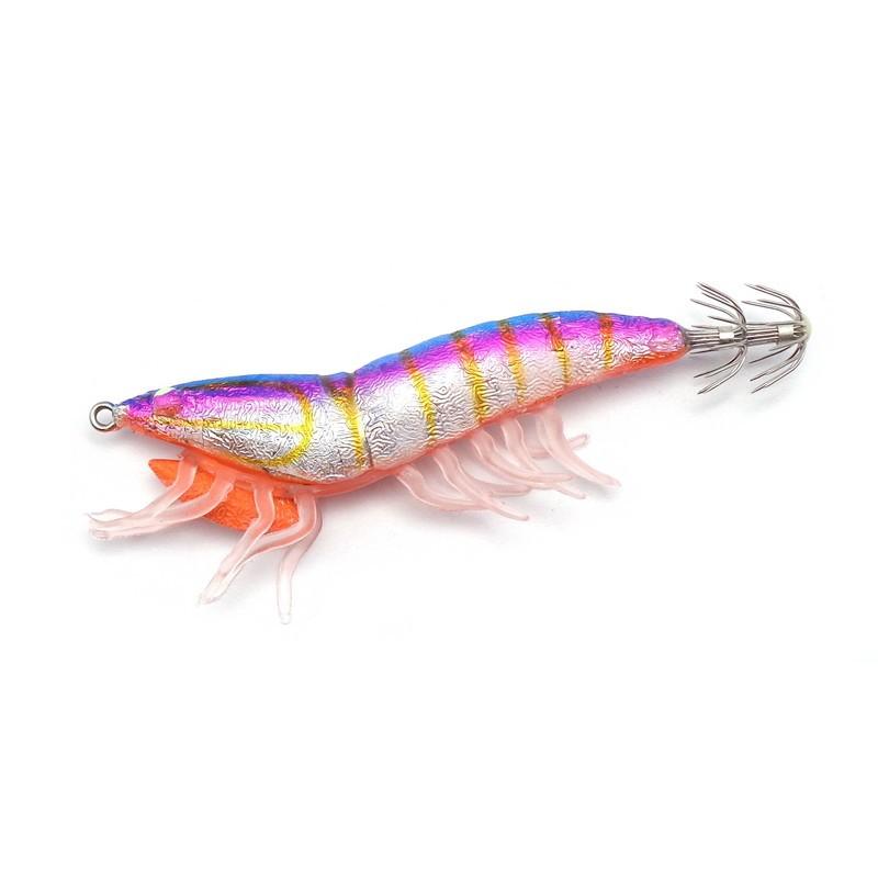 Savage Gear 3D Hybrid Shrimp Egi Jig