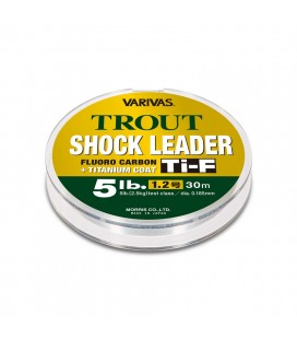 Varivas Trout Shock Leader Fluoro Carbon Ti-F