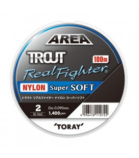 Toray Area Trout Real Fighter Nylon Super Soft