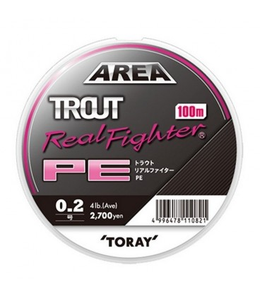 Toray Area Trout Real Fighter PE