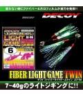 Decoy DJ-96 Fiber Light Game Twin