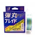 Major Craft Dangan Braid X4 Green Multicolor