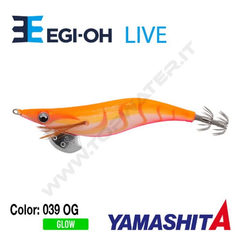 Yamashita NEW Egi-OH Live 2019