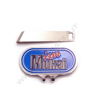 Mukai Magnetic Cap Clip Line Cutter Blue