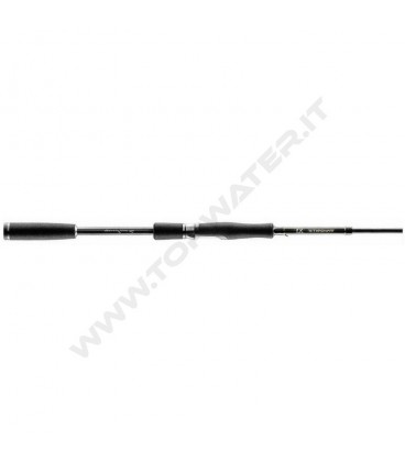 Favorite X1 Travel spinning rod