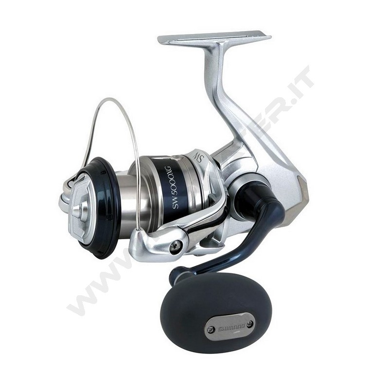 Shimano Saragosa SW-A mulinello spinning