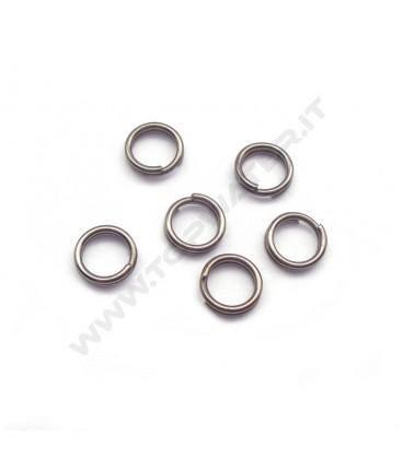 Kahara KJ Split Ring Black