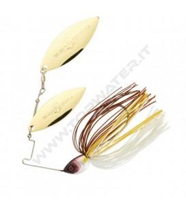 Sakura Cajun Spinnerbait Double Willow