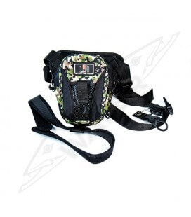Molix Tactical Bag Black/Camo