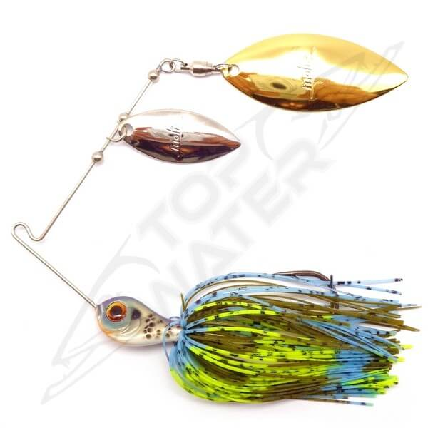 Molix Venator Spinnerbait Double Willow