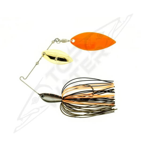 Molix Water Slash Spinnerbait Double Willow