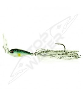 Molix Lover Special Vibration Jig 3/8 oz Single Hook