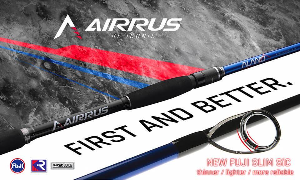 Airrus Alano Power Fuji Slim Sic