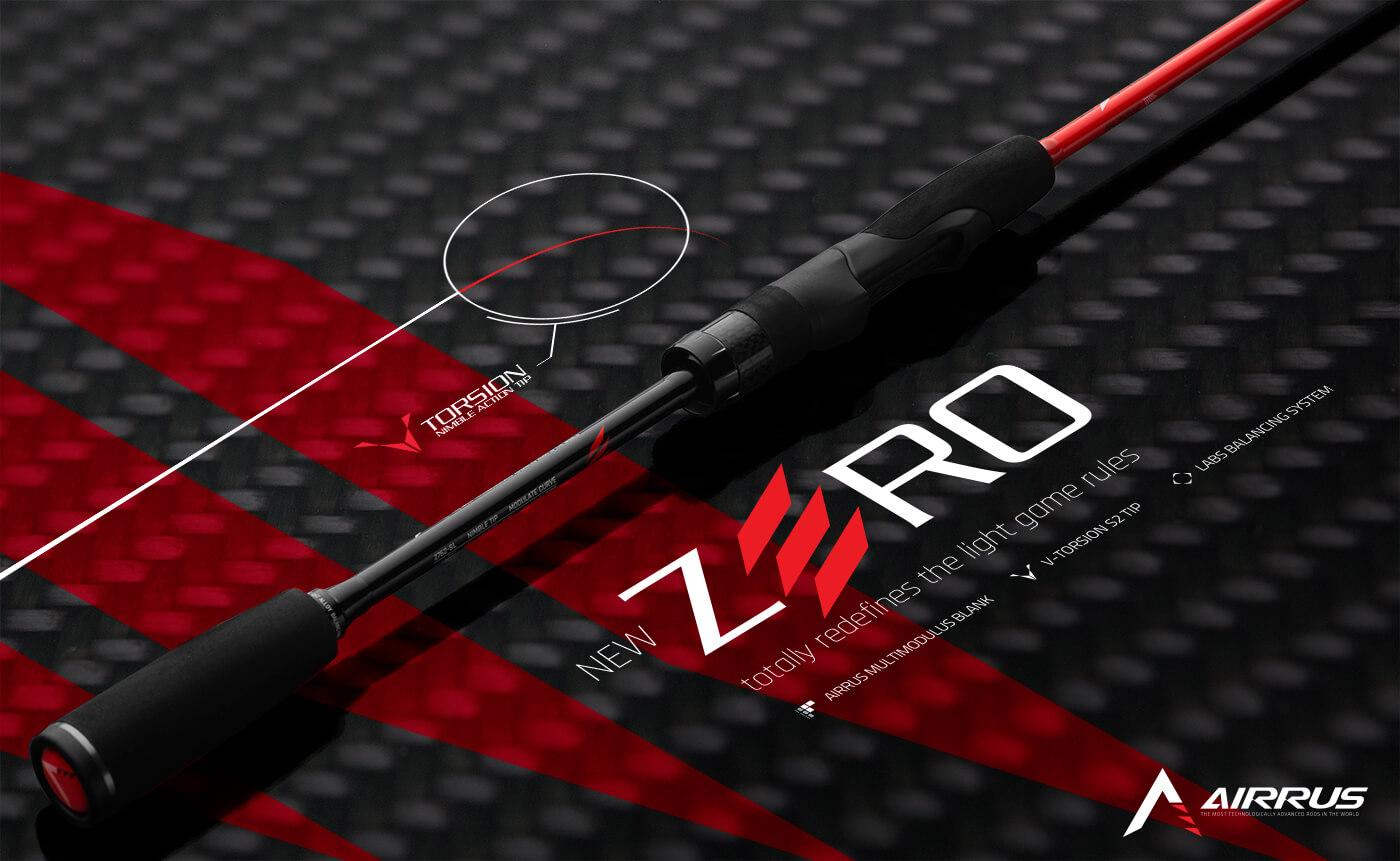 Airrus New Zero Spinning