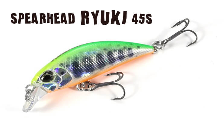 Duo Spearhead Ryuki 45 S