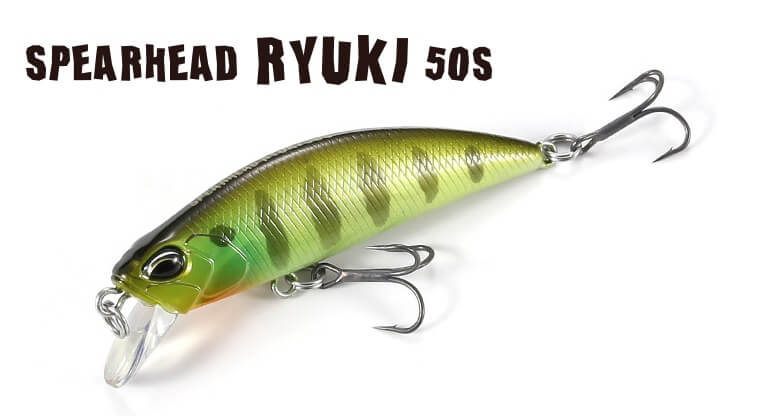 Duo Spearhead Ryuki 50 S