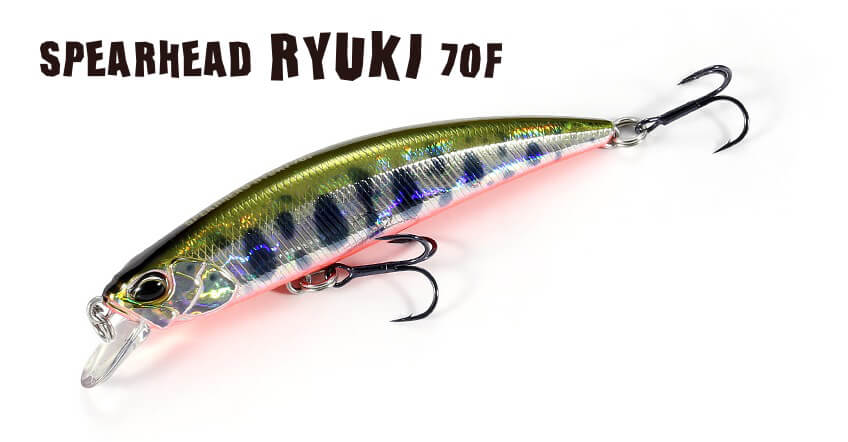 Duo Spearhead Ryuki 70 F