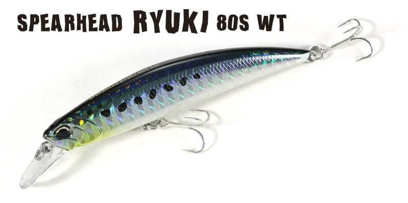 Duo Spearhead Ryuki 80 S WT SW Limited