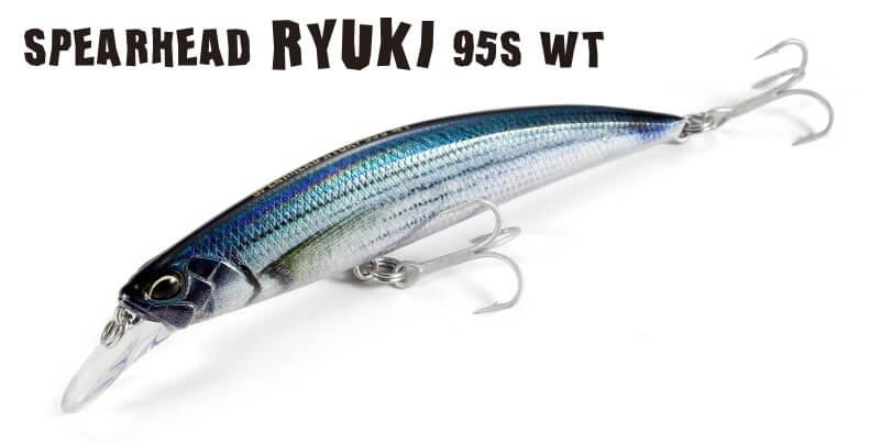 DUO Spearhead Ryuki 95S WT SW Limited