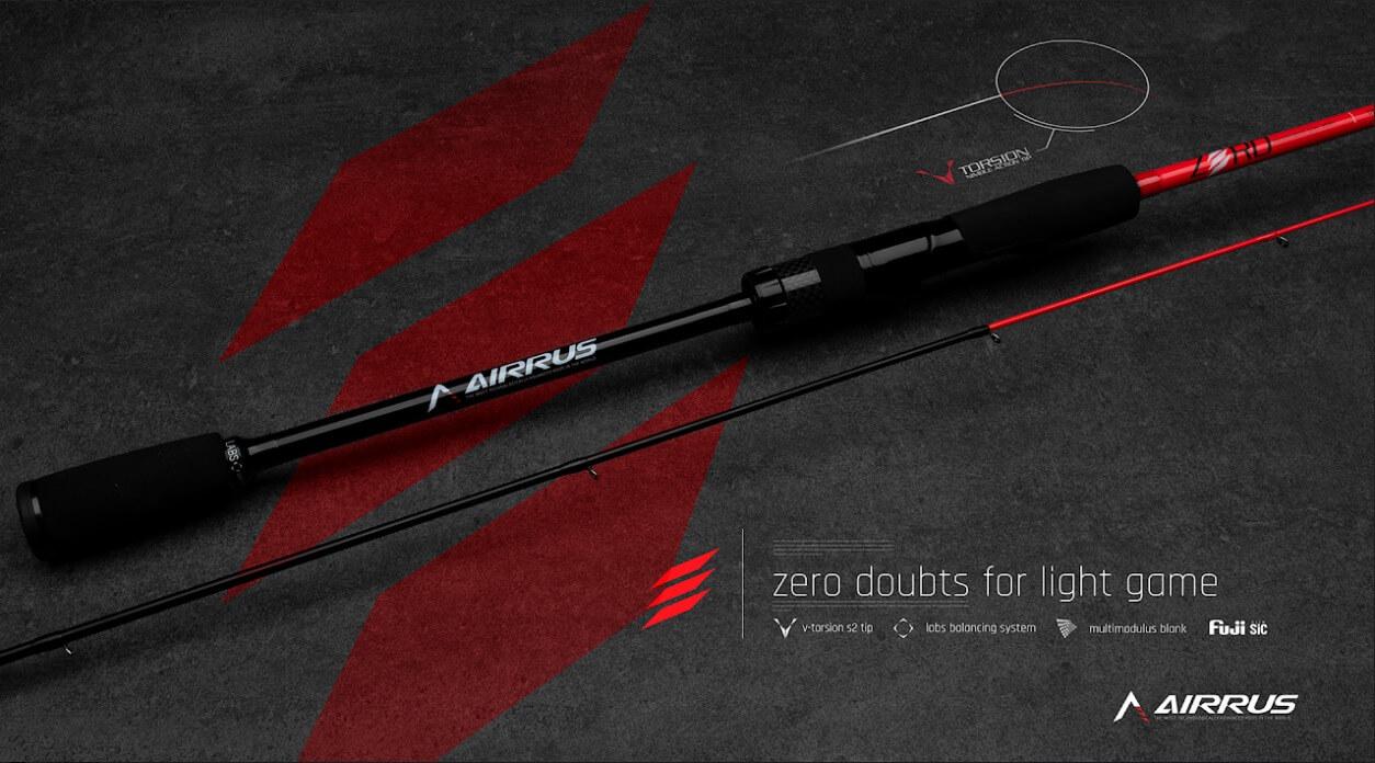 Airrus Zero Fuji Slim Sic
