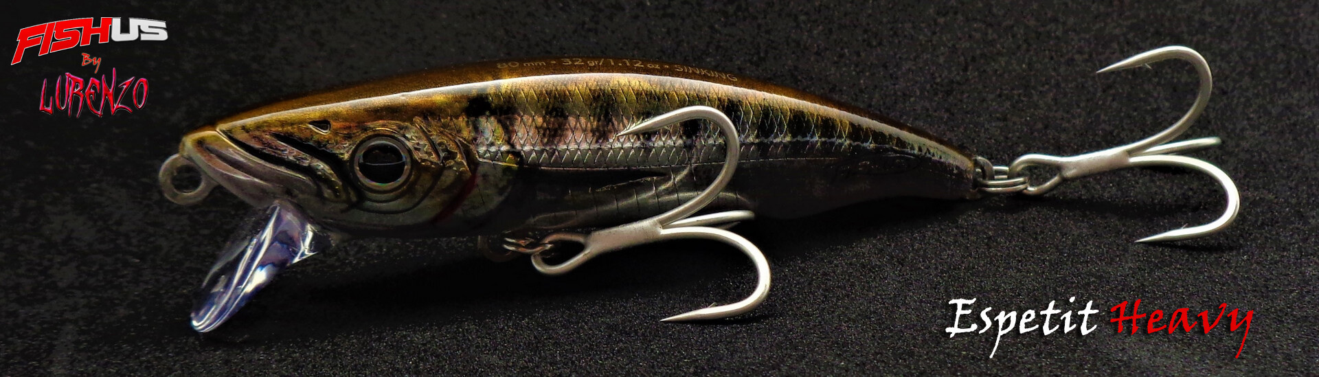 Fishus By Lurenzo Espetit Heavy