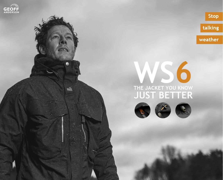 Geoff Anderson WS6 Jacket