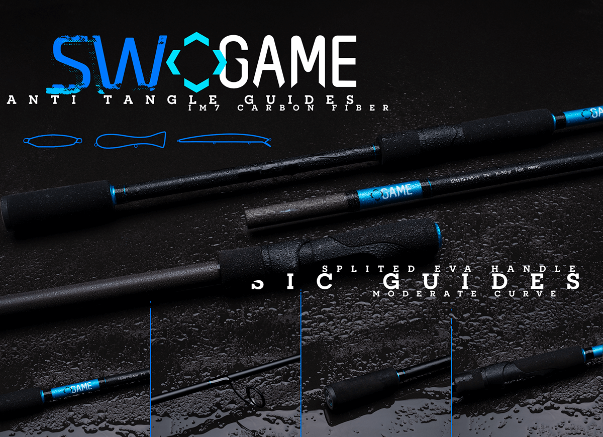 Game by Laboratorio SW Rods