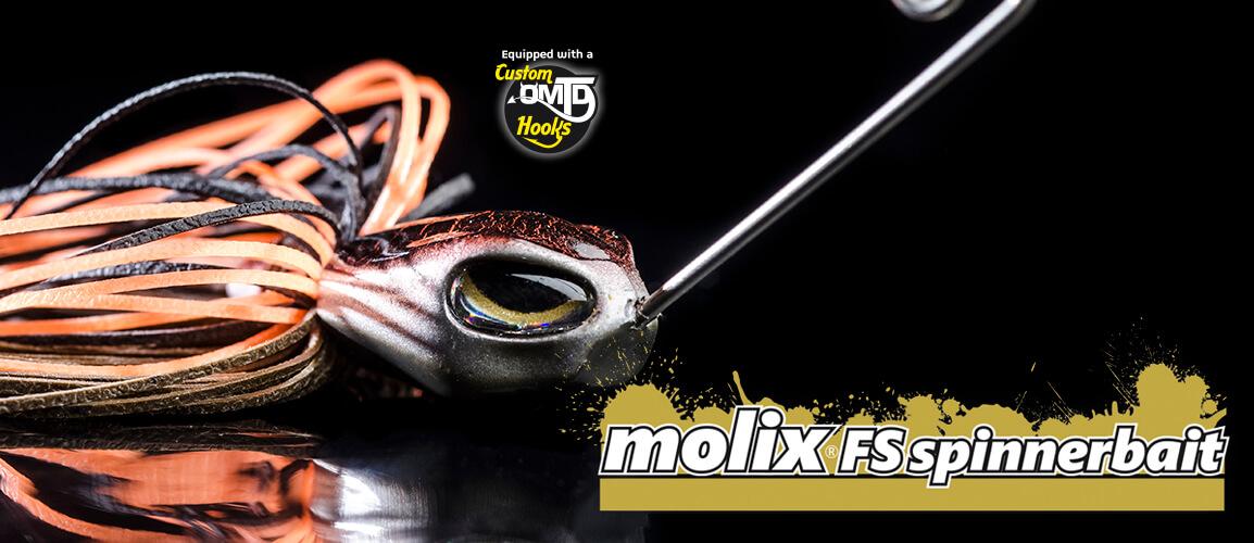 Molix FS Spinnerbait Single Indiana