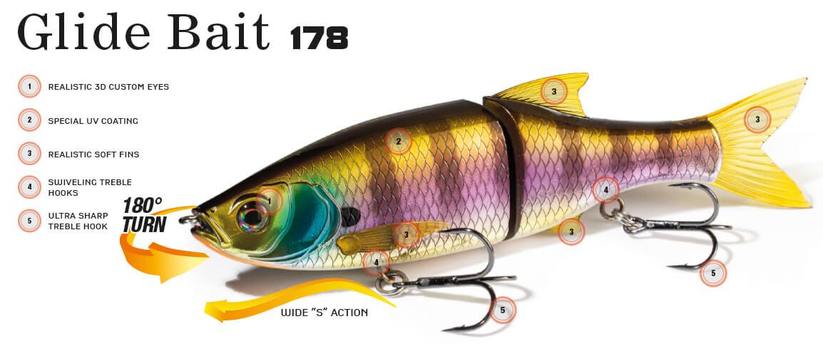 Molix Glide-Bait 178