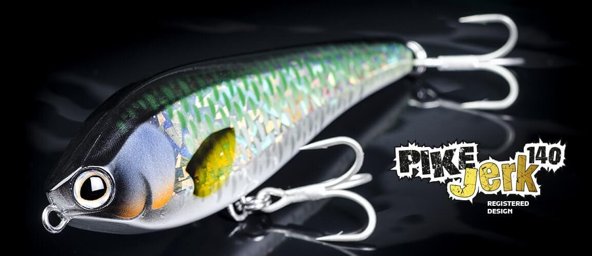 Molix Pike Jerk 140 SS