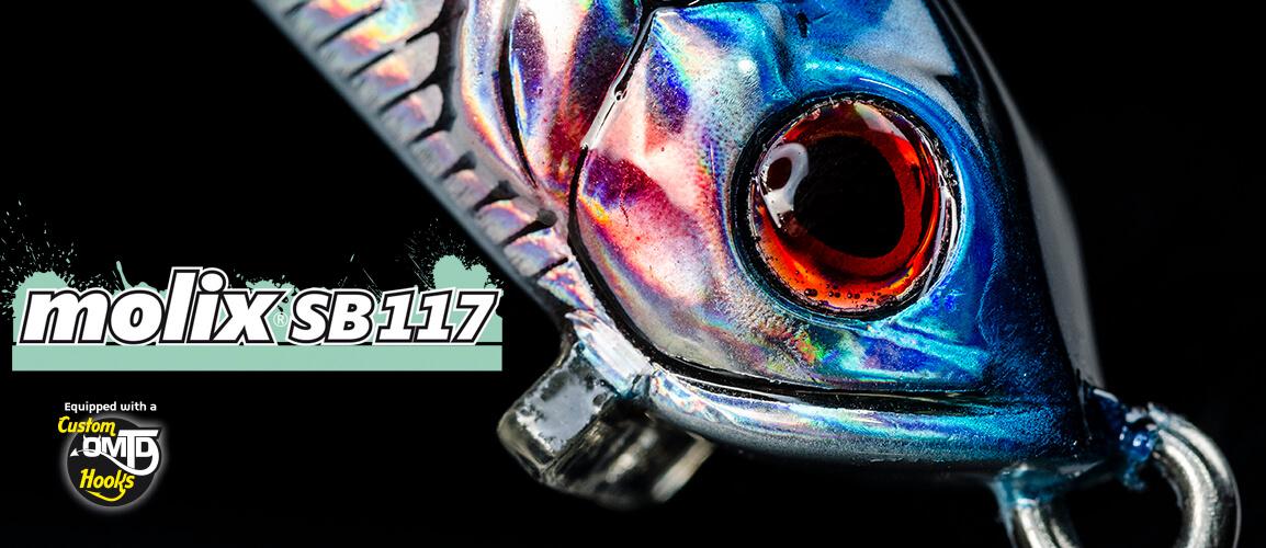 Molix SB117 Stick Bait Tuna