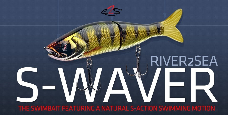 River2Sea S-Waver Swimbait