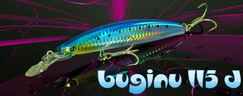 Seaspin Buginu 115 D